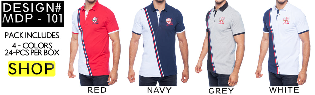 Men's Polo Shirts Collection By www.urbanfitzinc.com