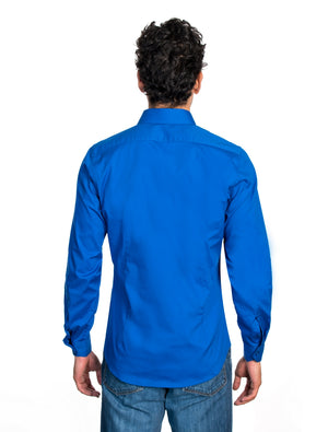 ABDS 2020 ROYAL SOLID STRETCH SHIRT 6PK