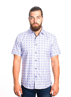BB9014-54 MEN'S SHORT SLEEVE SHIRT 6PK