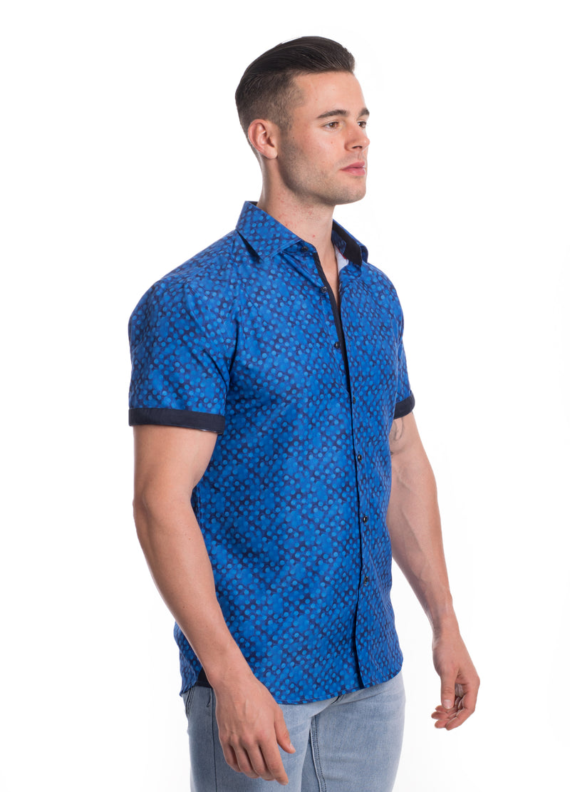 SS20-101S  MEN'S SHORT SLEEVE SHIRT 6PK