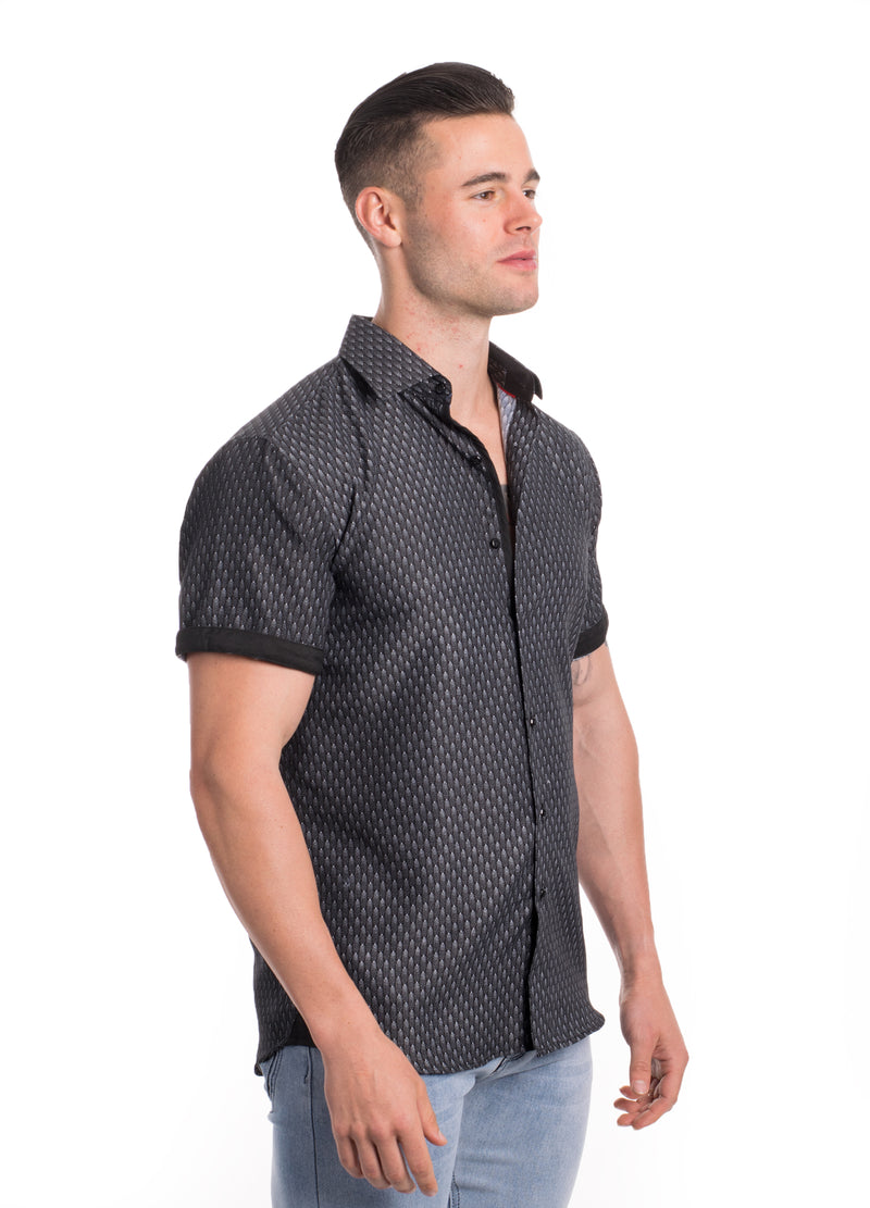SS20-111S  MEN'S SHORT SLEEVE SHIRT 6PK
