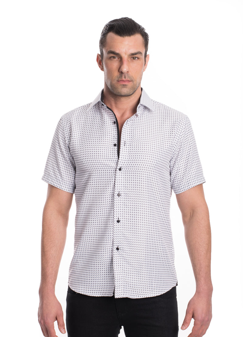 SS20-120S  MEN'S SHORT SLEEVE SHIRT 6PK