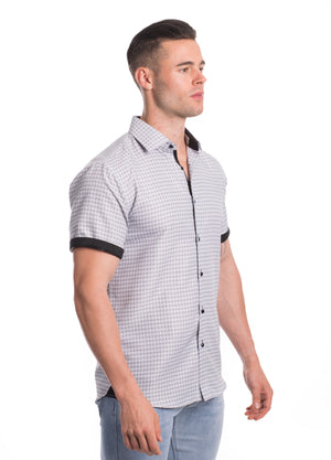 SS20-121S  MEN'S SHORT SLEEVE SHIRT 6PK