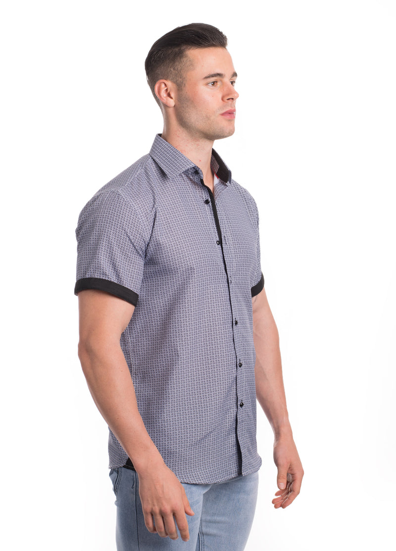 SS20-83S  MEN'S SHORT SLEEVE SHIRT 6PK