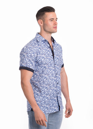 SS20-90S  MEN'S SHORT SLEEVE SHIRT 6PK