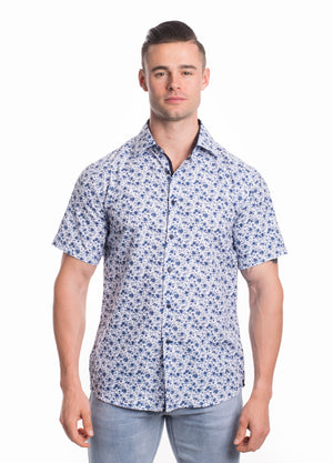 SS20-93S  MEN'S SHORT SLEEVE SHIRT 6PK