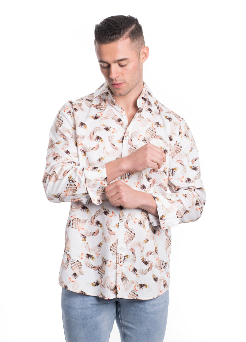 VDP19-003L  MEN'S PRINTED SHIRT 6PK
