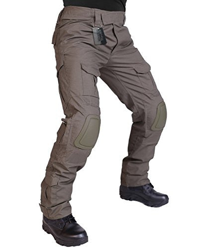 ZAPT Tactical Pants W/ Knee Pads