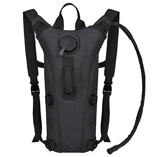 Hydration Backpack with 3L Bladder