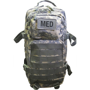Tactical Trauma First Aid Backpack