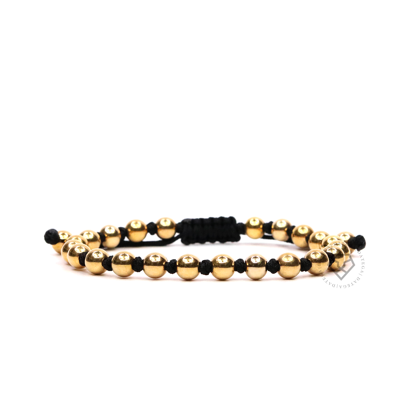 Yellow Gold Max Stoppers - Black