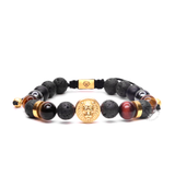 Valuta Lion Gold, Stoppers & Tiger Eye