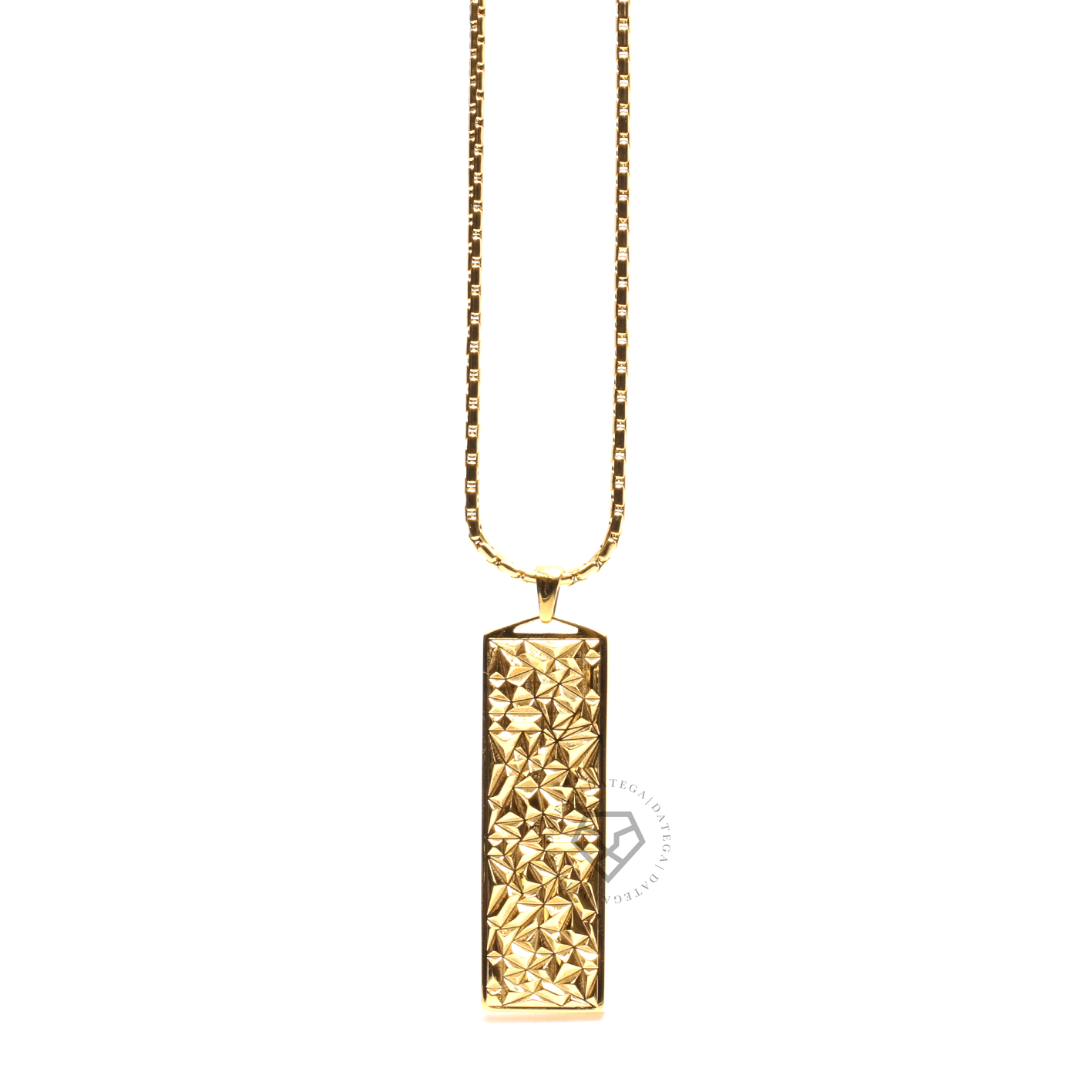 Billionaire Gold Necklace