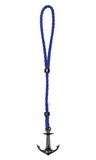 Ruthenium DATEGA Anchor - Blue Rope
