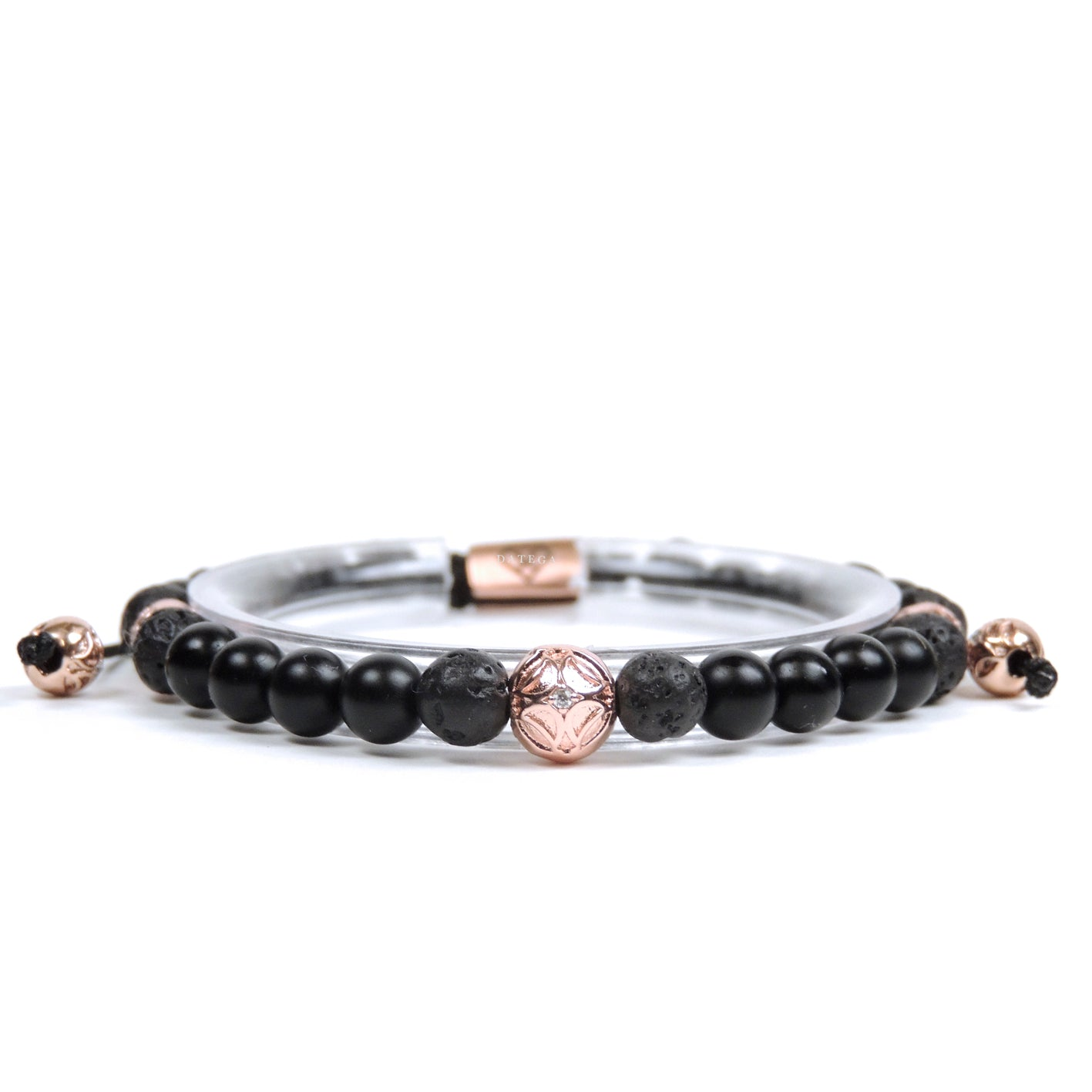Onyx, Lava & Datega Insignia Rose Gold