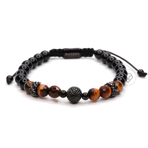 EXXE Sphere Ruthenium, Tiger Eye & Onyx
