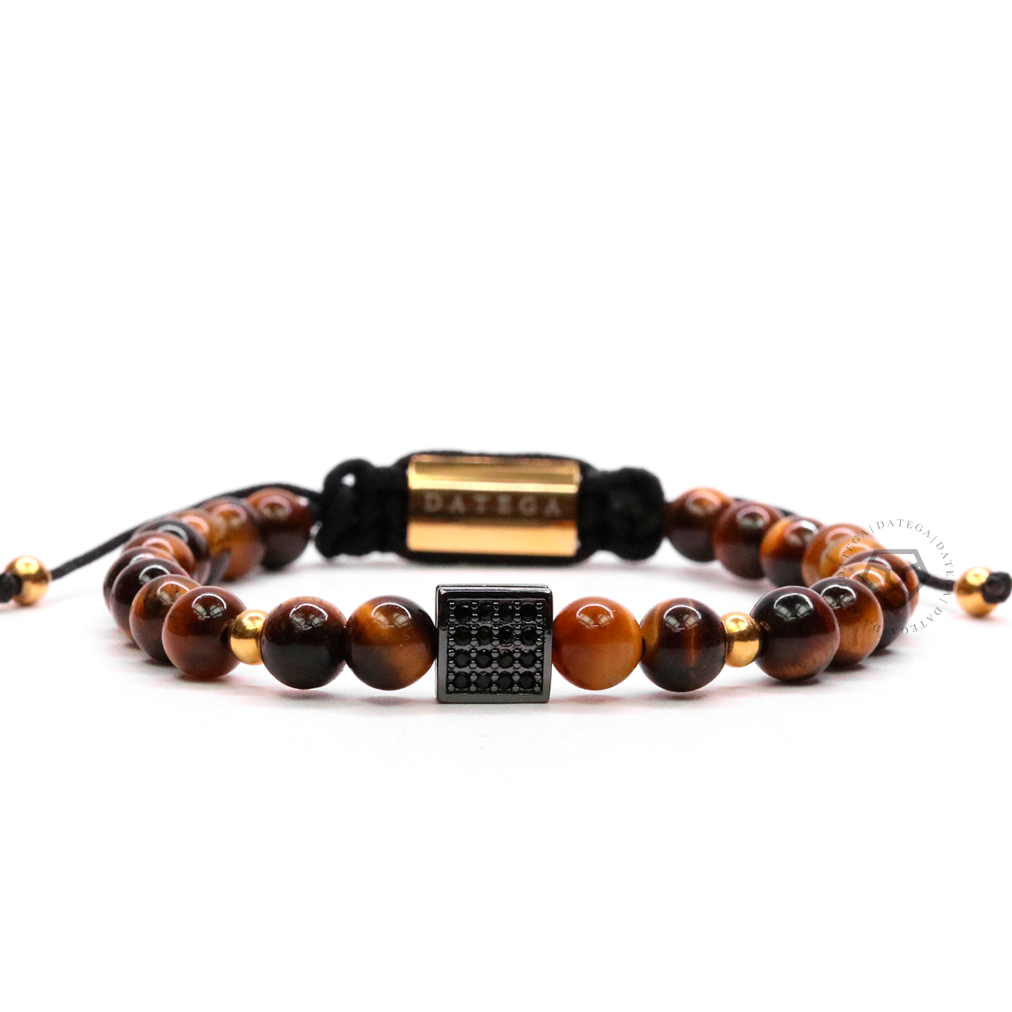 Tiger Eye & Square