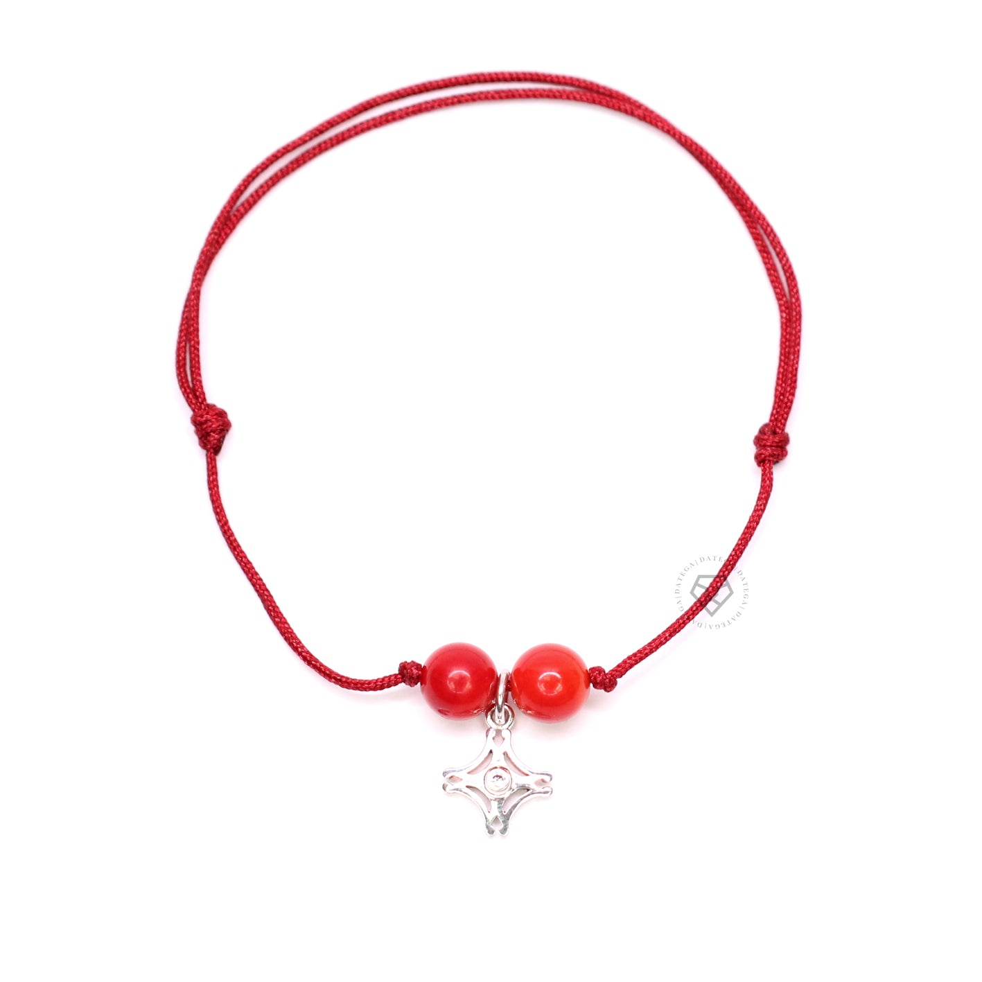 Insignia Emblema Coral - Red Rope