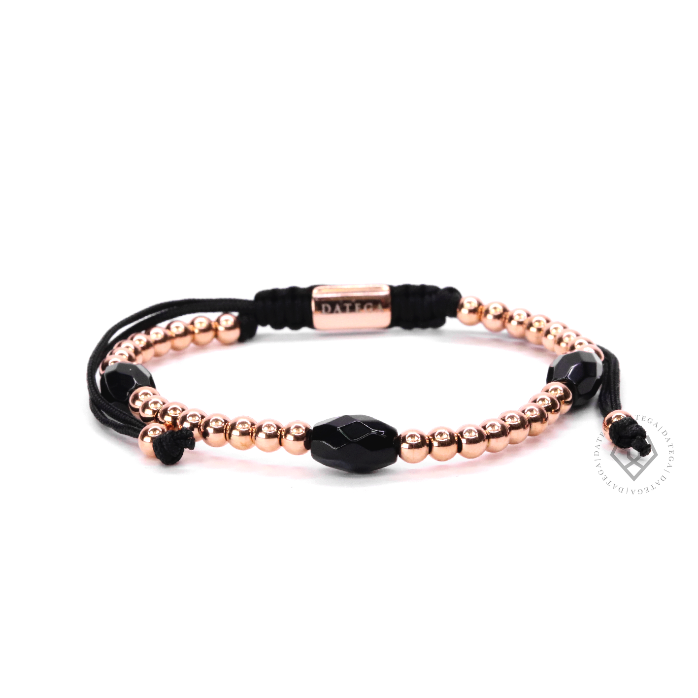 Rose Gold Simple & Onyx Granade
