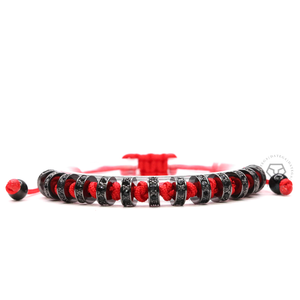 Ruthenium Multistoppers - Red Rope