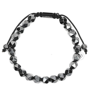 Rock Chain Hematite - 6 mm