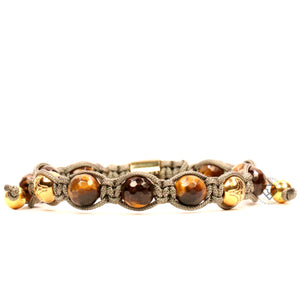 Shamballa Tiger Eye & Datega Insignia
