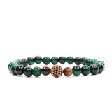 Green & Brown Tiger Eye