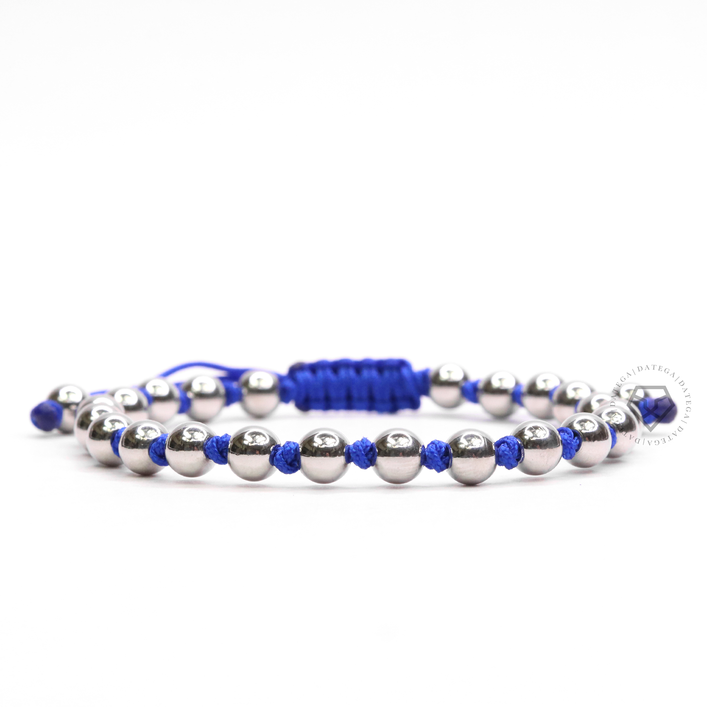 White Gold Max Stoppers - Blue
