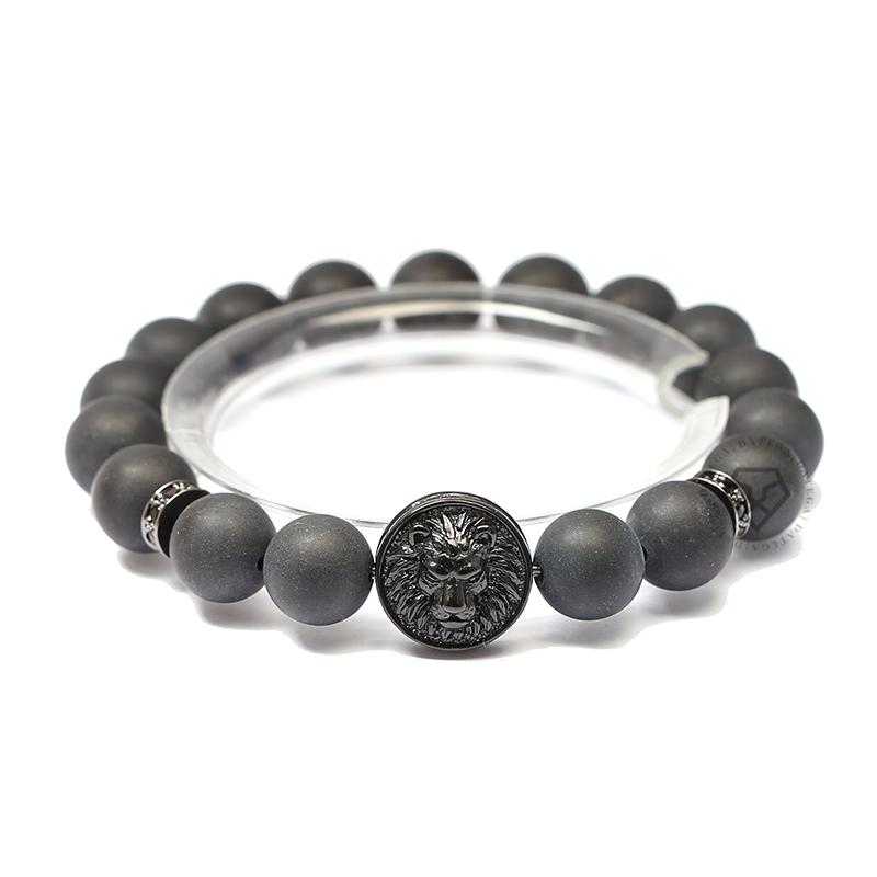 Valuta Lion Black & Onyx