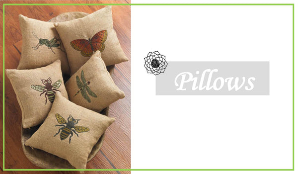 Pillows, Throws & Towels