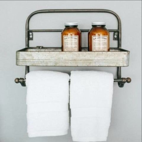 The Paula Towel Rack