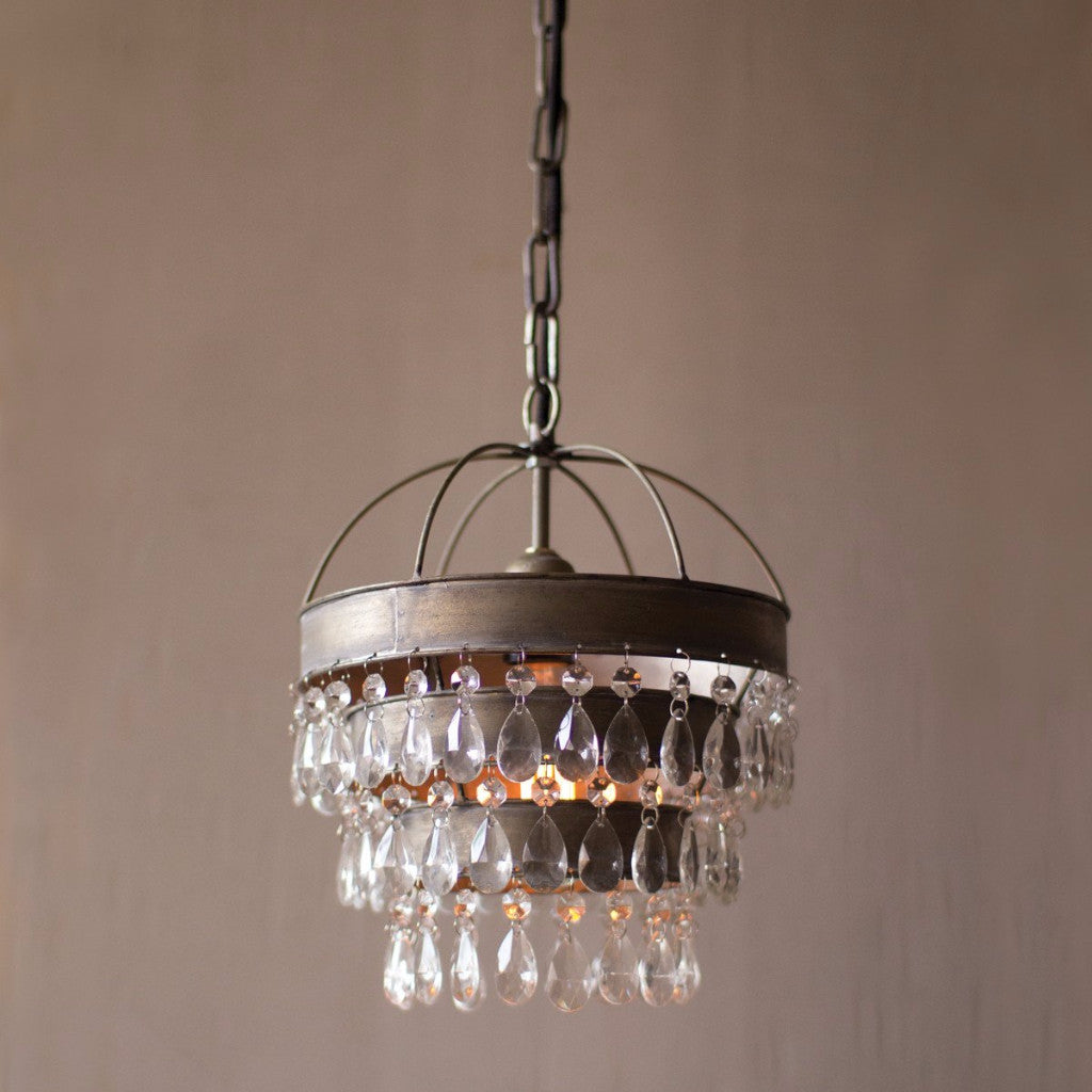 The Tucker Pendant Lamp
