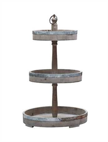 The Rinn 3-Tier Tray