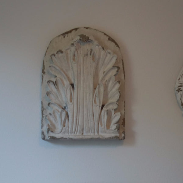 The Adlee Acanthus Leaf Wall Decor