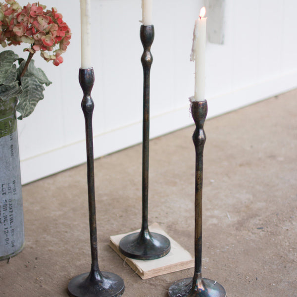 The Tellie Tapered Candle Sticks