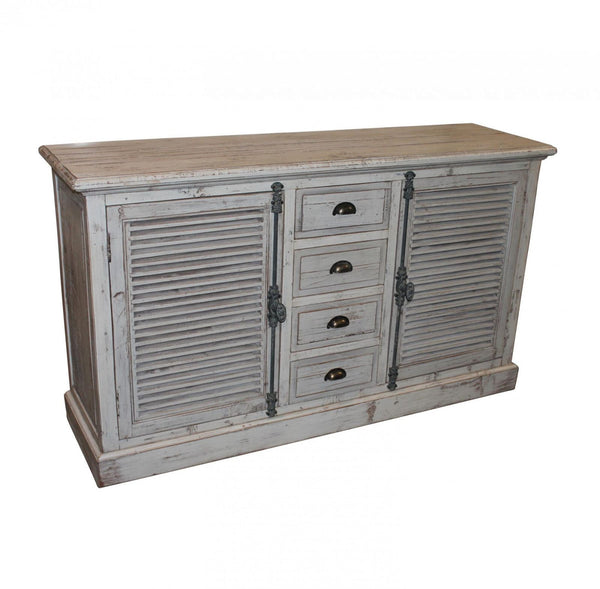 The Sutton Shutter Sideboard