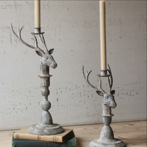 The Geoff candle stick set