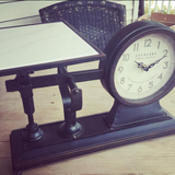 The Frederick scale clock