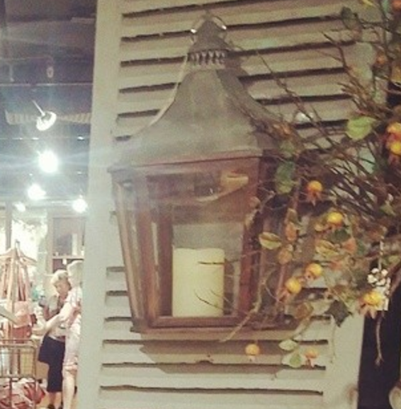 The Lillie Wall Sconce Lantern
