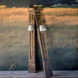 Wood Trim Molding Wall Sconce Lamp