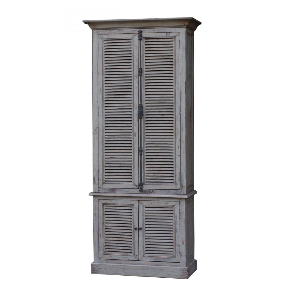 The Sutton Shutter Armoire