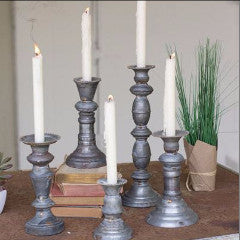 The Court candle stick set