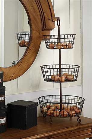 The Peggy 3-tier Basket