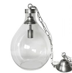 The Jolene Demijohn Pendant