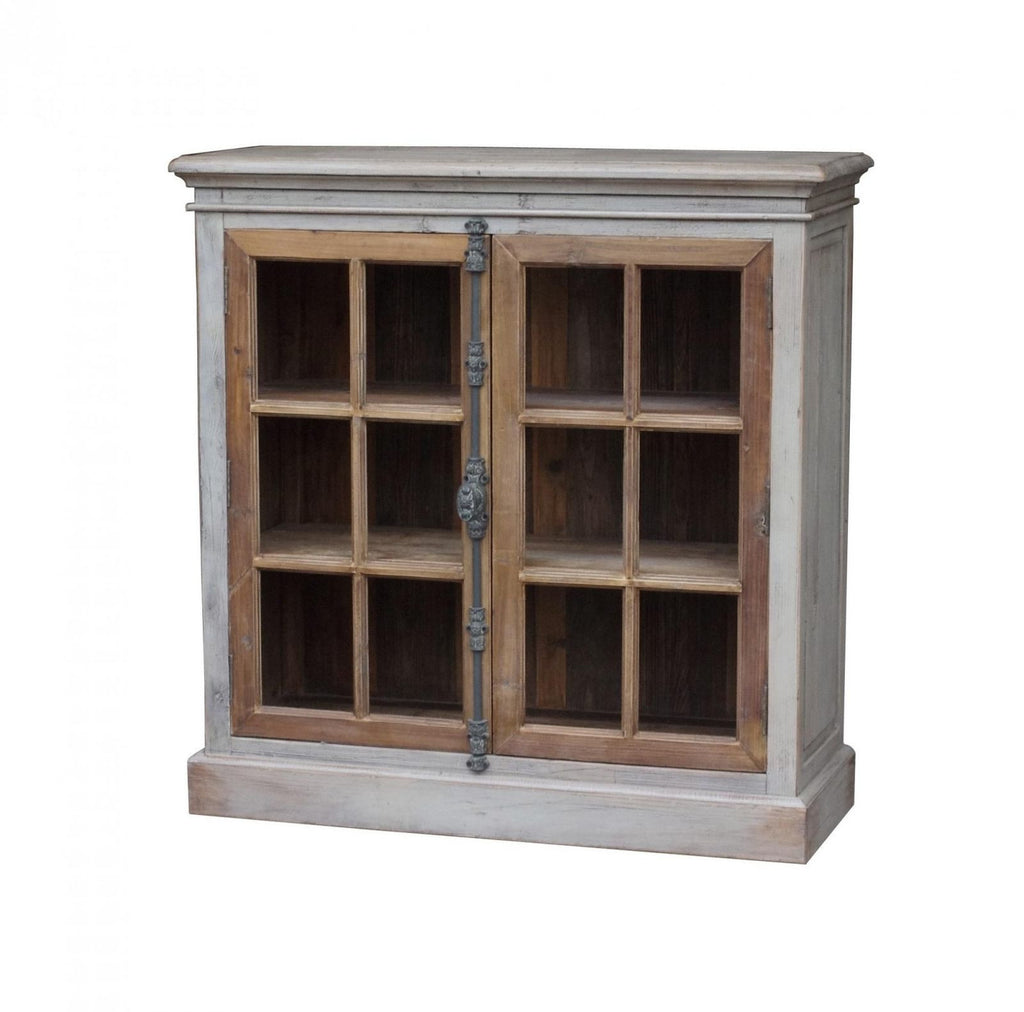 The Grayson 2 Door Cabinet – The Driftwood Haus