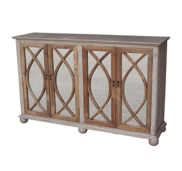 The Grayson Footed Sideboard