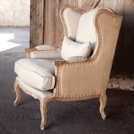 The Donna Lynn Wingback Chair