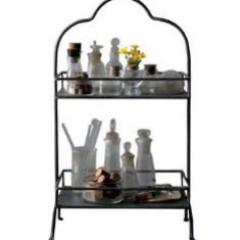 The Joan 2-tier tray