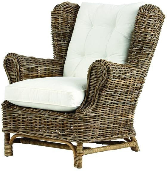 The Kari Kubu Wicker Chair