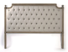 The Louis Tufted Headboard